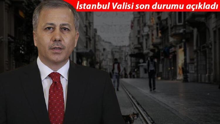 İstanbul Valisi Ali Yerlikaya koronavirüste son durumu duyurdu! İşte en çok düşüş yaşanan ilçeler