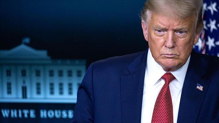 Trump'a şok üstüne şok: Twitter'dan sonra bir yasak daha!