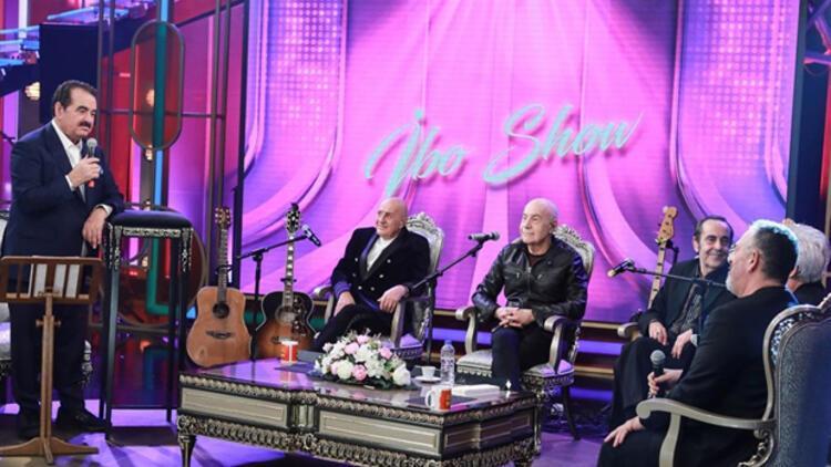 İbo Show konukları belli oldu! İşte 9 Ocak İbo Show konukları