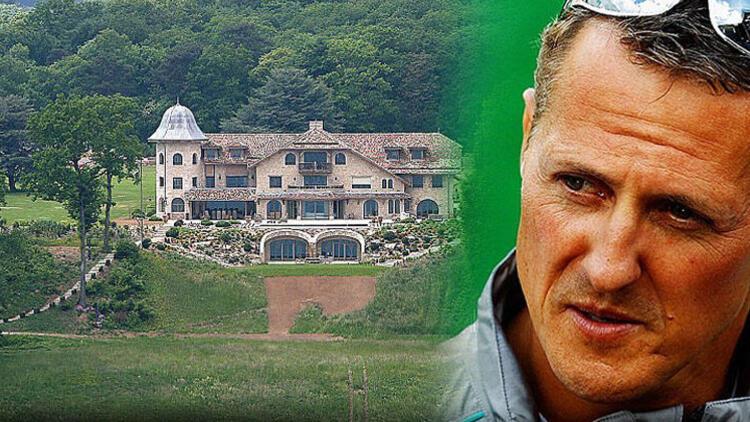Son dakika | Michael Schumacher'in villasına girildi