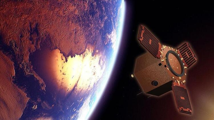 RASAT, Dünya'yı 50 bin 224 kez turladı