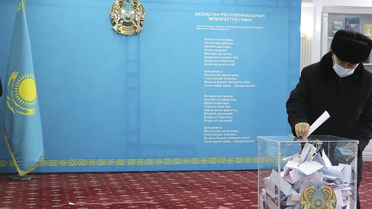 Kazakistan'da halk, parlamento seçimleri için oy kullanmaya başladı