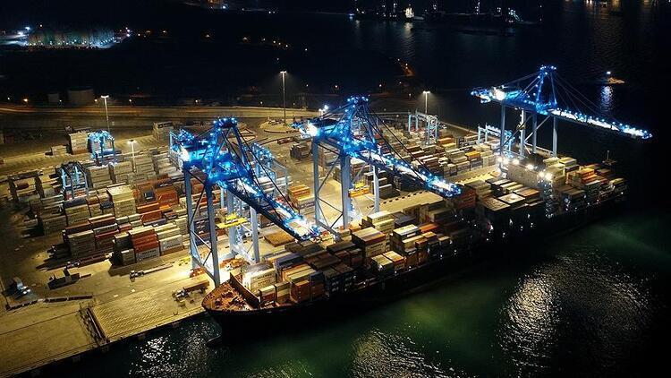 Batı Akdeniz ihracatta Kovid-19 sürecinde de hız kesmedi