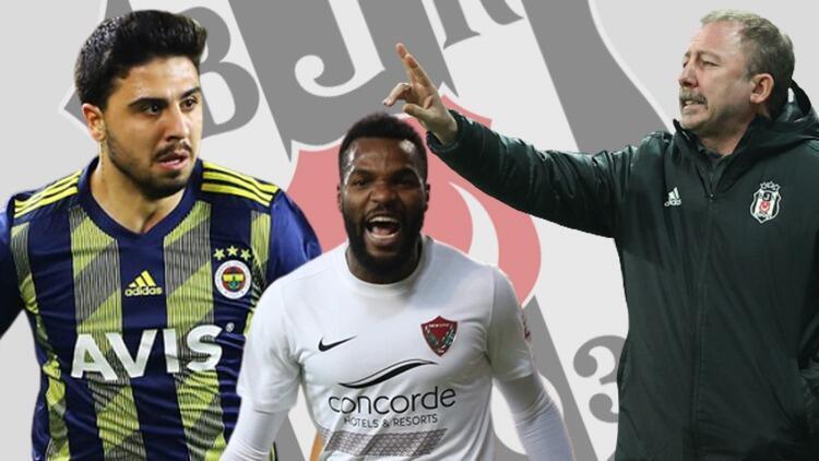 Hatayspor-Beşiktaş maçına Boupendza damga vurdu! Ozan Tufan detayı...