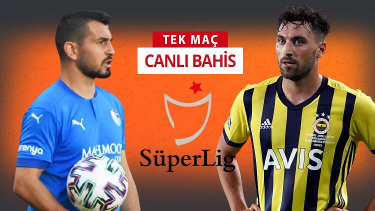 BB Erzurumspor, Süper Lig'in dibinde! Fenerbahçe kazanırsa iddaa'da...