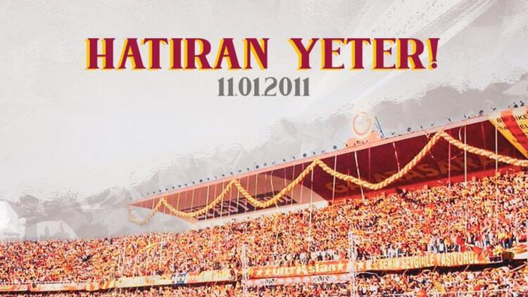 Galatasaray'dan Ali Sami Yen paylaşımı