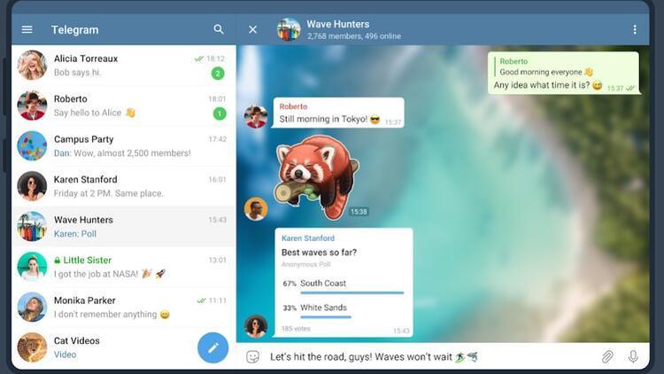 Telegram nedir, nereye ve kime ait? Son günlerin popüler mesajlaşma  uygulaması Telegram hakkında bilgiler - Teknoloji Haberleri
