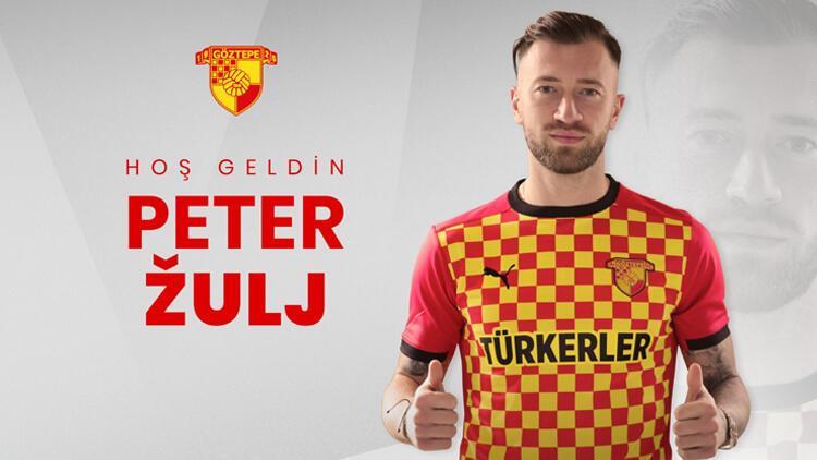 Göztepe, Peter Zulj'u sezon sonuna kadar kiraladı