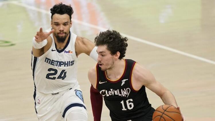 NBA'de Gecenin Sonuçları | Cedi Osman'ın 14 sayısı Cavaliers'a yetmedi!