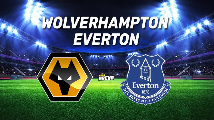 Wolverhampton Everton maçı saat kaçta, hangi kanalda?