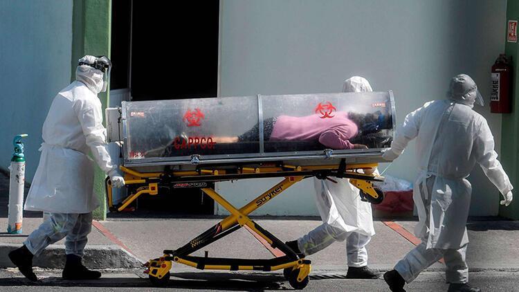 Yeni araştırma ortaya çıkardı: Kovid'i yenen hastalar sağlık sorunu yaşıyor