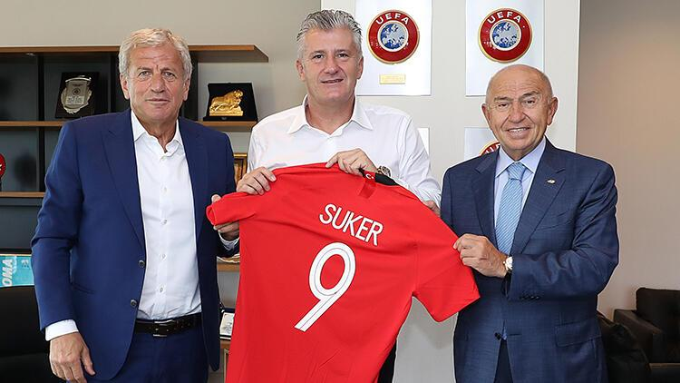 TFF ile Hırvatistan Federasyonu arasında iş birliği anlaşması