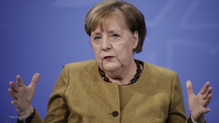 Merkel uyardı: 'Paskalya'ya kadar...'