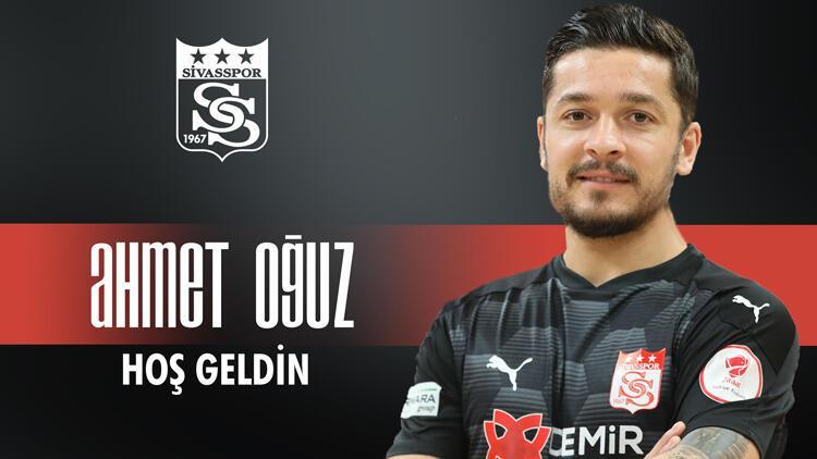 Demir Grup Sivasspor, Ahmet Oğuz ile 1.5 yıllık sözleşme imzaladı