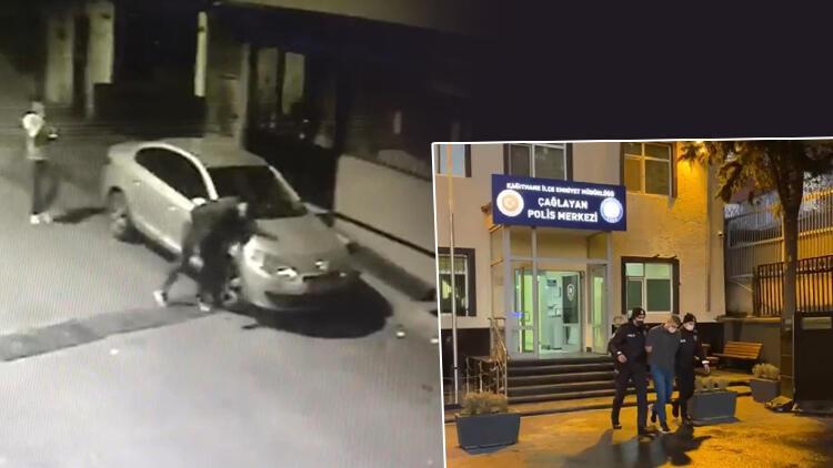 İstanbul'da yılbaşı gecesi vatandaşları şoke eden olay