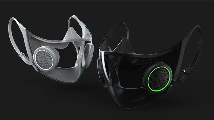 Razer, CES 2021de akıllı maske ve oyuncu koltuğu konsept tasarımlarını tanıttı