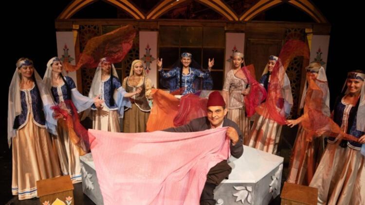 Hacıbeyli'nin 'Arşın Mal Alan' opereti Bulgaristan'da sahnelendi