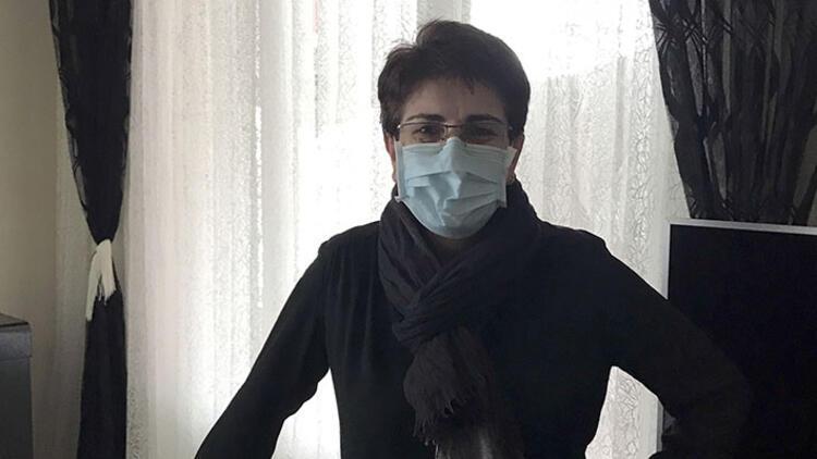 Fransa'da salgında fedakarca çalışan Safiya'ya liyakat nişanı