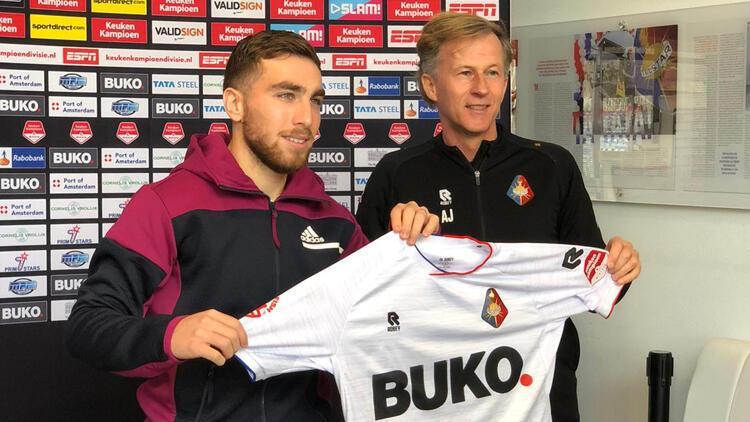 Ozan Can Kökçü, Telstar Football Club'a transfer oldu