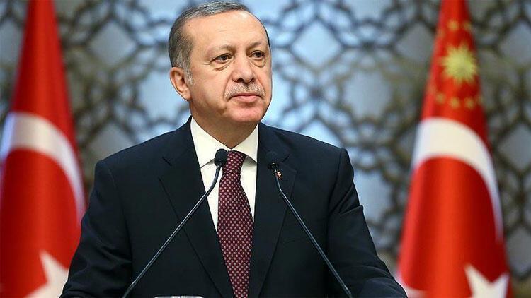 Cumhurbaşkanı Erdoğan'dan 'kuraklık tehdidine karşı tedbir' mesajı