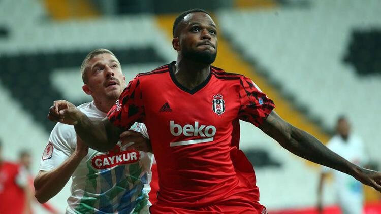 Beşiktaş, Ziraat Türkiye Kupası'nda çeyrek finalde! Rizespor tek golle yıkıldı