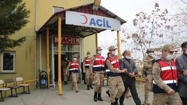 Diyarbakır'da PKK'ya yardım yapanlara operasyon! 6 kişi tutuklandı
