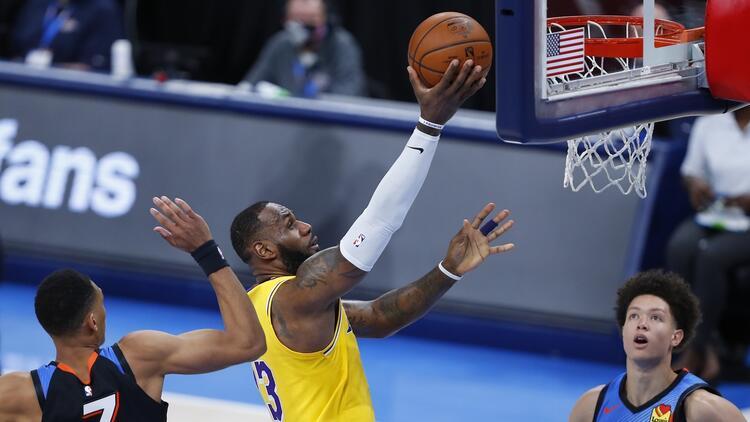 NBA'de Gecenin Sonuçları   Lakers ve Bucks kazanmaya devam!