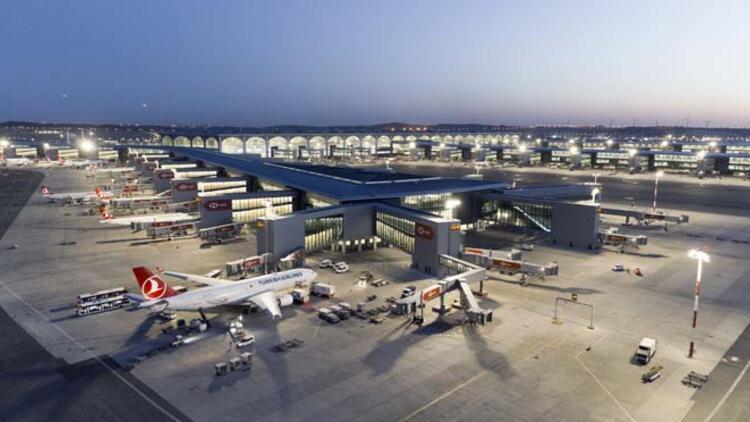 """İstanbul Havalimanı """"Dünyanın en iyi havalimanları"""" anketine aday gösterildi"""