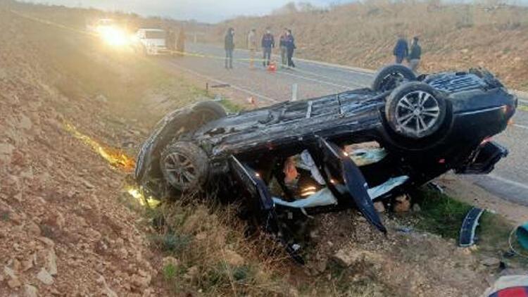 Kilis'te feci kaza! Ölü ve yaralılar var