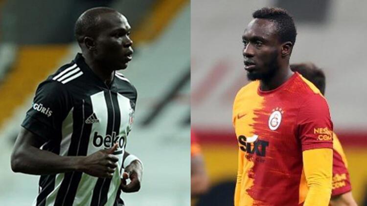 Vodafone Park'ta gözler Beşiktaş ve Galatasaray'ın golcülerinde olacak!