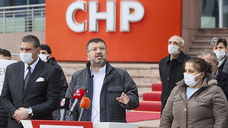 CHP'den konserli esnaf toplantısı