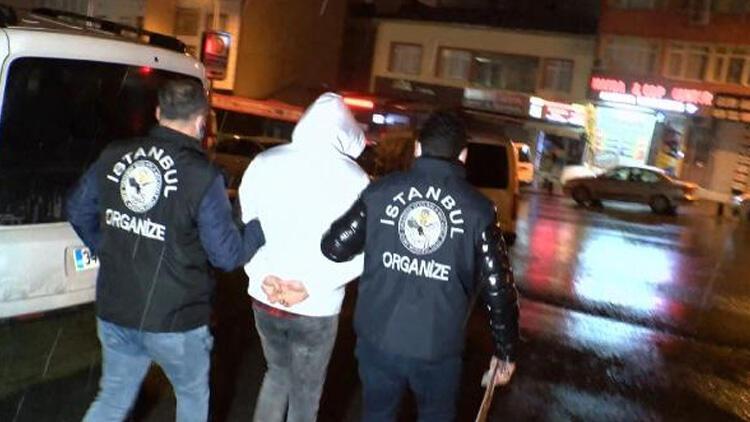 İstanbul merkezli 8 ilde FETÖ operasyonu! Çok sayıda gözaltı