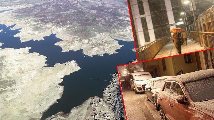 Son yağışlar etkili oldu! İşte İstanbul'da barajların doluluk oranı