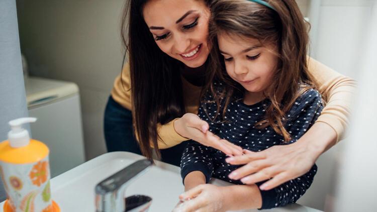 Çocuklara hijyen kuralları nasıl öğretilebilir?