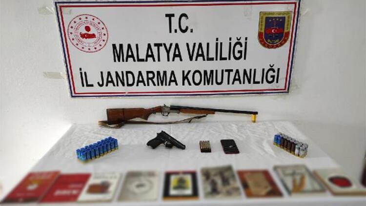 Malatya'da sosyal medyada terör propagandasına 2 gözaltı