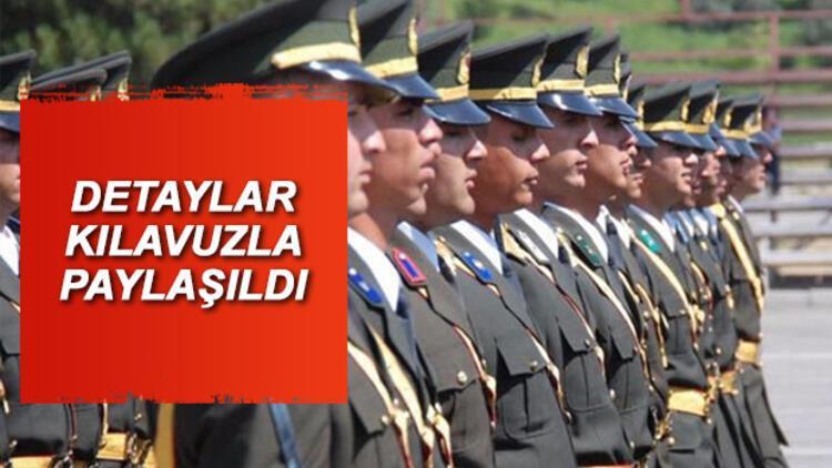 MSB 'den muvazzaf subay alımı ilanı - Subay alımı başvuru şartları neler?