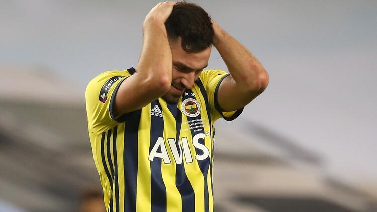 Son Dakika   Fenerbahçe'de sakatlık şoku! Sinan Gümüş...