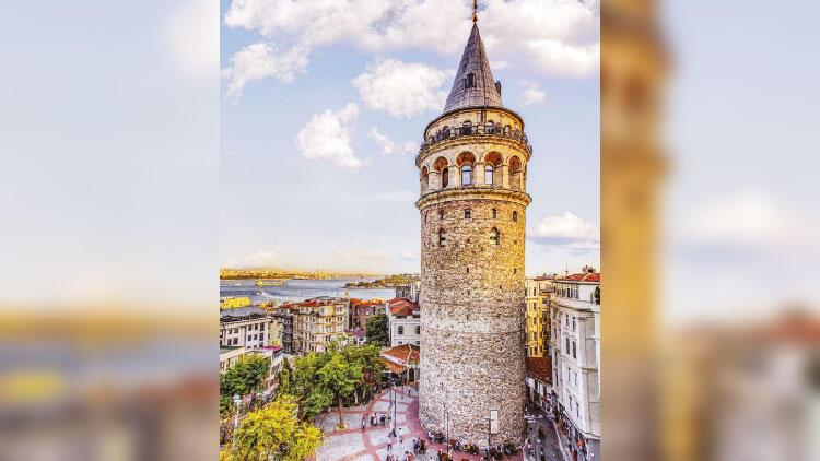'Galata Kulesi' sosyal medya fenomeni