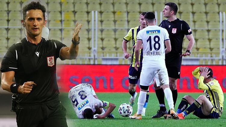 Son Dakika | MHK, Erkan Özdamar'ı görevden aldı! Fenerbahçe-Kasımpaşa maçı sonrası...