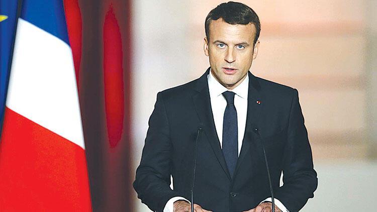 Macron'dan Erdoğan'a 'İlişkileri düzeltelim' mektubu