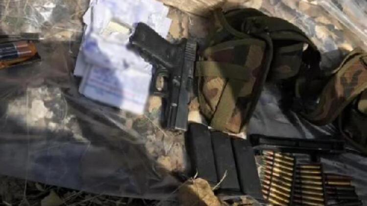 Mardin'de PKK'lı teröristlerin 4 sığınağı kullanılamaz hale getirildi