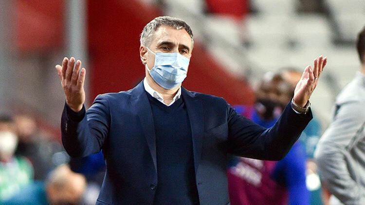 Ersun Yanal: 'Daha iyi bir Antalyaspor izleyeceksiniz'