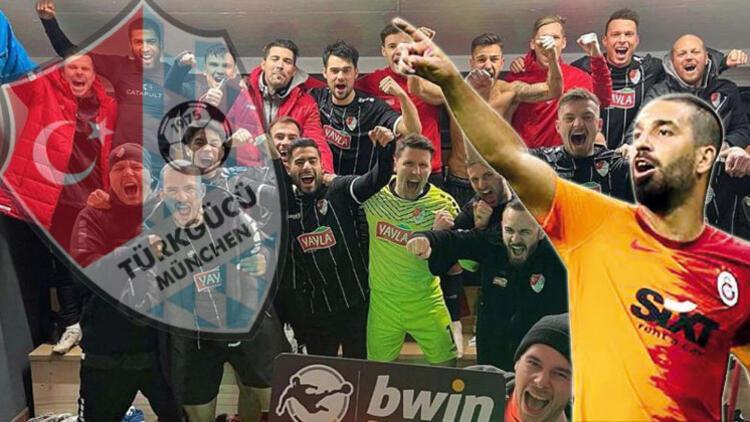 Arda Turan'dan Türkgücü'ne destek