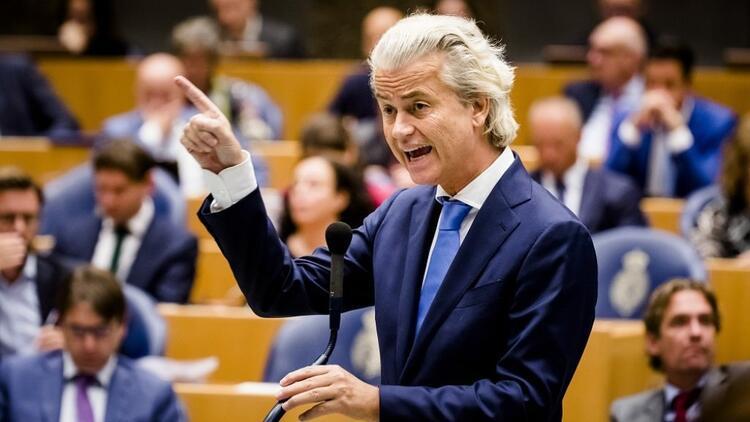 Türk düşmanı siyasetçi Wilders'ten skandal seçim vaadi!