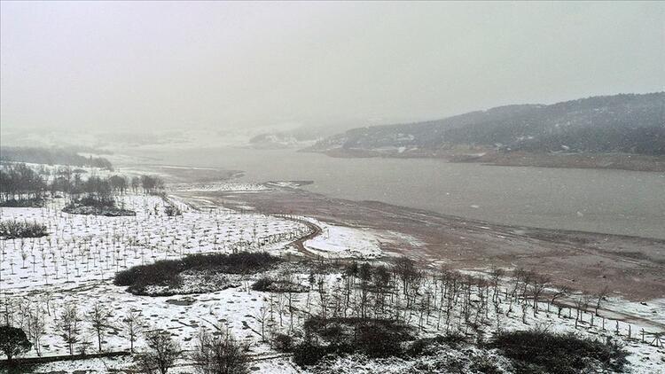 Kar yağışının ardından İstanbul barajlarında su seviyesi yüzde kaç oldu? İşte son veriler