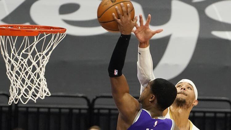 NBA'de Gecenin Sonuçları | Kings'te De'Aaron Fox'un 43 sayısı galibiyete yetmedi!