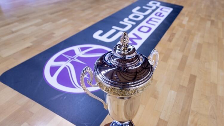 FIBA Kadınlar Avrupa Kupası B Grubu maçları Ankara'da başlıyor!