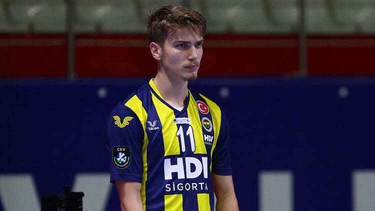 Fenerbahçe HDI Sigorta, Taha Erden'i Tokat Belediye Plevne'ye kiraladı