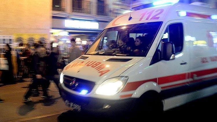 Kahramanmaraş'ta korkunç kaza! Kafası pres makinesine sıkıştı
