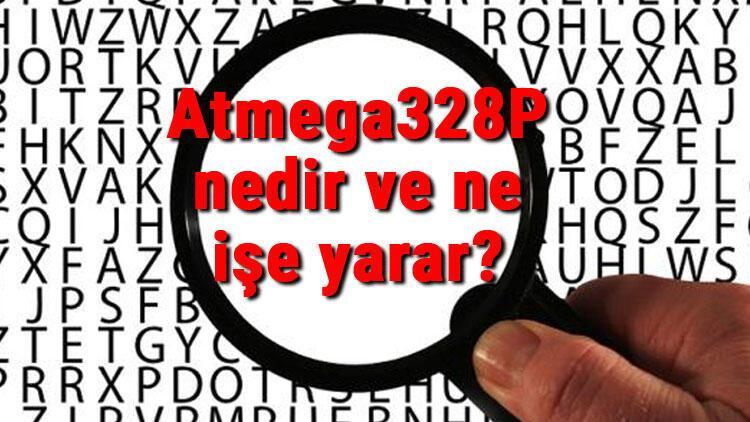 Atmega328P nedir ve ne işe yarar? Atmega328P kullanım alanları